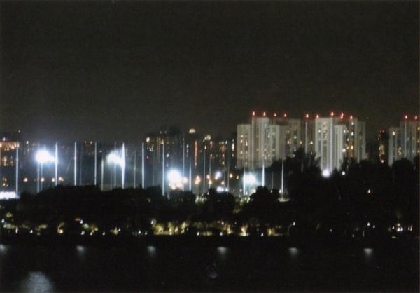 夜景 人民広場