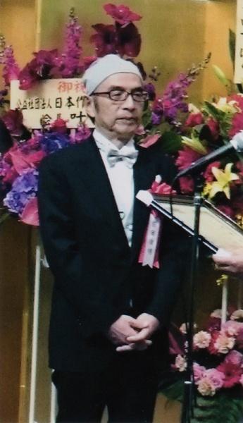 前田俊明先生