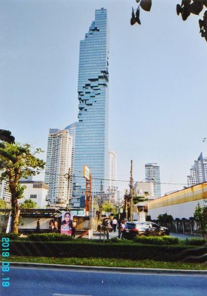 バンコク市街地